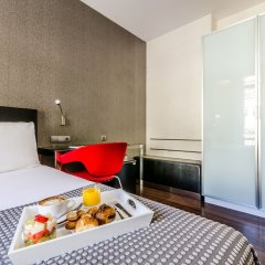 Отель Exe Ramblas Boqueria Испания, Барселона - 2 отзыва об отеле, цены и фото номеров - забронировать отель Exe Ramblas Boqueria онлайн в номере фото 2