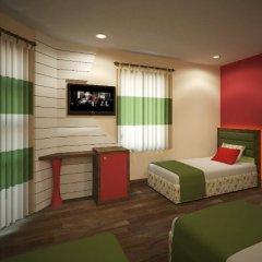 Primasol Serra Garden Турция, Сиде - отзывы, цены и фото номеров - забронировать отель Primasol Serra Garden онлайн комната для гостей фото 4