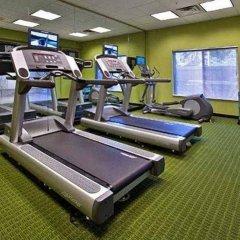 Отель Fairfield Inn And Suites By Marriott Lake City Лейк-Сити фитнесс-зал фото 2