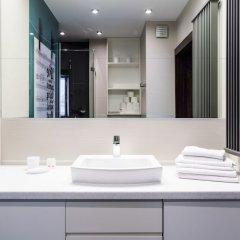 Апартаменты Elite Apartments Garbary Old Town ванная