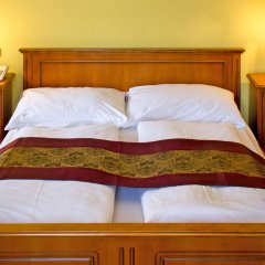 City Hotel Unio Будапешт комната для гостей