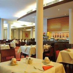 Отель Flandrischer Hof питание фото 2
