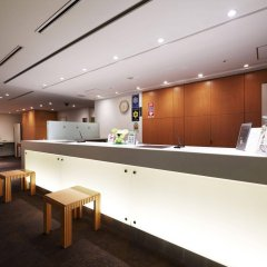 Отель Sunroute Takadanobaba Япония, Токио - отзывы, цены и фото номеров - забронировать отель Sunroute Takadanobaba онлайн интерьер отеля фото 2