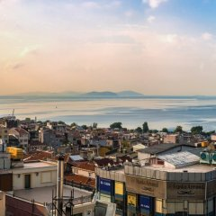 Antik Hotel Istanbul балкон
