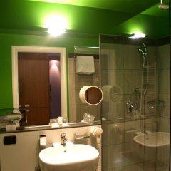 Отель CDH My One Hotel Bologna Италия, Болонья - 1 отзыв об отеле, цены и фото номеров - забронировать отель CDH My One Hotel Bologna онлайн ванная