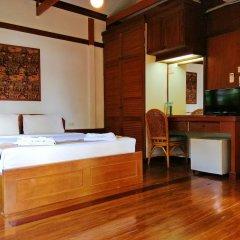 Отель Sand Sea Resort & Spa Самуи сейф в номере