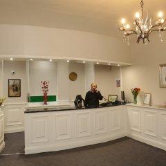 Отель The Merchant City Inn Великобритания, Глазго - отзывы, цены и фото номеров - забронировать отель The Merchant City Inn онлайн интерьер отеля