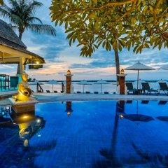 Отель Dara Samui Beach Resort - Adult Only Таиланд, Самуи - отзывы, цены и фото номеров - забронировать отель Dara Samui Beach Resort - Adult Only онлайн бассейн