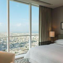 Sheraton Grand Hotel, Dubai 5* Стандартный номер с различными типами кроватей фото 3