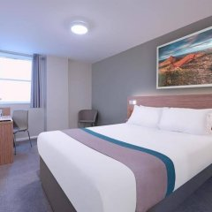 Отель Travelodge Brighton Seafront комната для гостей фото 5
