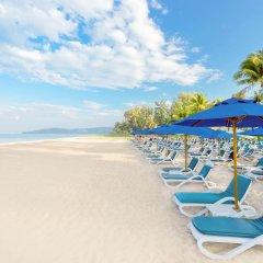 Отель Angsana Laguna Phuket Таиланд, Пхукет - 7 отзывов об отеле, цены и фото номеров - забронировать отель Angsana Laguna Phuket онлайн пляж фото 2