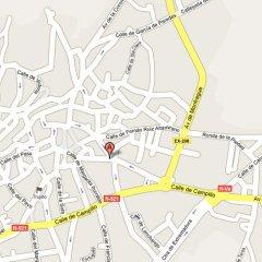 Отель Hostal San Miguel Испания, Трухильо - отзывы, цены и фото номеров - забронировать отель Hostal San Miguel онлайн приотельная территория фото 2