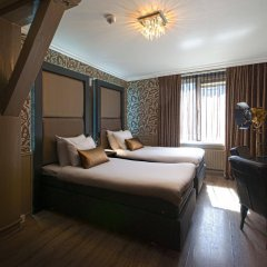 Отель Sint Nicolaas Нидерланды, Амстердам - 1 отзыв об отеле, цены и фото номеров - забронировать отель Sint Nicolaas онлайн комната для гостей фото 4