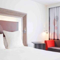 Отель Novotel London Waterloo комната для гостей фото 2