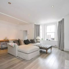Отель Luxury Kensington Apartment Великобритания, Лондон - отзывы, цены и фото номеров - забронировать отель Luxury Kensington Apartment онлайн комната для гостей фото 2