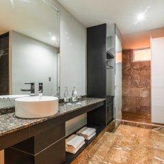 Отель Exe Cities Reforma Мексика, Мехико - отзывы, цены и фото номеров - забронировать отель Exe Cities Reforma онлайн ванная