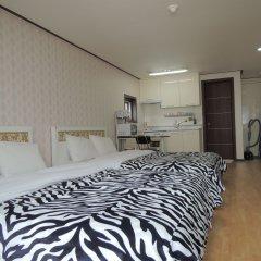 Отель Daelim Residence Южная Корея, Сеул - отзывы, цены и фото номеров - забронировать отель Daelim Residence онлайн комната для гостей фото 3