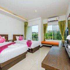 Отель The Three by APK 3* Стандартный номер разные типы кроватей фото 11