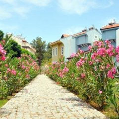Апартаменты Hisar Garden Apartments Олудениз фото 3
