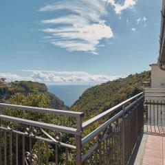 Отель La Margherita - Villa Giuseppina Италия, Скала - отзывы, цены и фото номеров - забронировать отель La Margherita - Villa Giuseppina онлайн балкон