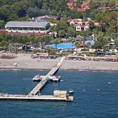 Отель Club Tuana Fethiye пляж