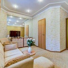 Мини-Отель Поликофф Стандартный номер с двуспальной кроватью фото 6