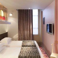 Отель Georgette Франция, Париж - отзывы, цены и фото номеров - забронировать отель Georgette онлайн комната для гостей фото 5