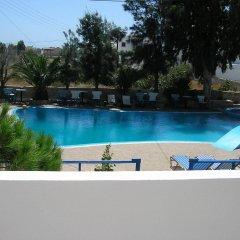 Отель Ira Studios Греция, Остров Санторини - отзывы, цены и фото номеров - забронировать отель Ira Studios онлайн бассейн