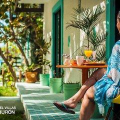 Отель Villas Tiburon by The Beach интерьер отеля
