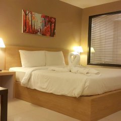 Отель T5 Suites Паттайя комната для гостей