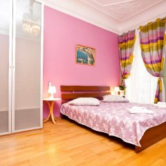 Апартаменты Italian Rooms and Apartments Pio on Mokhovaya 39 Стандартный номер с двуспальной кроватью фото 8