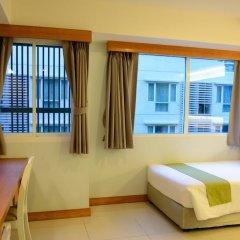 Отель Zen Rooms Ratchaprarop Бангкок комната для гостей фото 2