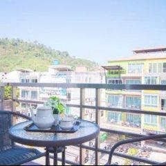 Only Blue Hotel балкон