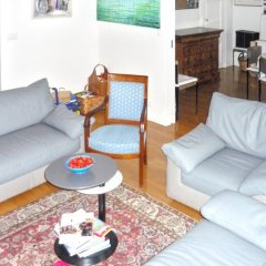 Апартаменты Apartment With 3 Bedrooms in Paris, With Wonderful City View and Wifi Париж интерьер отеля