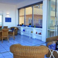 Отель Terrazza sul Mare Джардини Наксос гостиничный бар