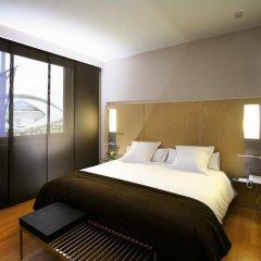 Отель Barceló Valencia 4* Улучшенный номер с различными типами кроватей фото 8