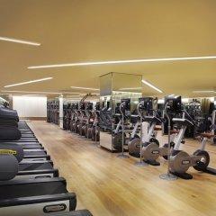 Lotte Hotel Seoul Executive Tower Сеул фитнесс-зал