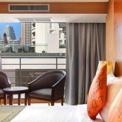 D Varee Diva Bally Sukhumvit Hotel Бангкок комната для гостей фото 3