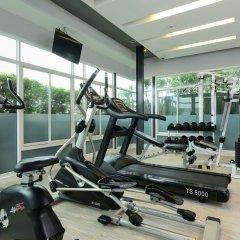 Hotel Amber Sukhumvit 85 Бангкок фитнесс-зал