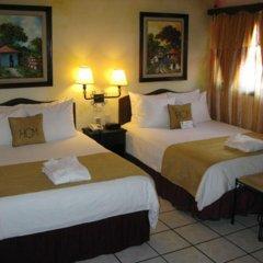 Отель Camino Maya Копан-Руинас комната для гостей фото 3