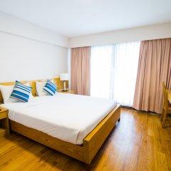 Samran Place Hotel комната для гостей фото 2