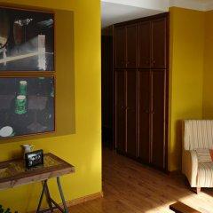 Отель Conjunto Hotelero La Pasera Кангас-де-Онис интерьер отеля