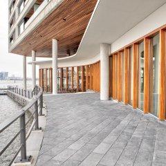 Отель Pontsteiger Нидерланды, Амстердам - отзывы, цены и фото номеров - забронировать отель Pontsteiger онлайн балкон