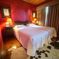 Отель Pousada do Marão - S. Gonçalo Португалия, Амаранте - отзывы, цены и фото номеров - забронировать отель Pousada do Marão - S. Gonçalo онлайн комната для гостей фото 5