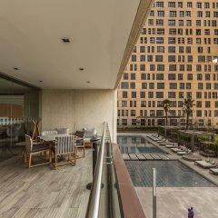 Отель Miyana Boutique by LiveMexicoCity Мексика, Мехико - отзывы, цены и фото номеров - забронировать отель Miyana Boutique by LiveMexicoCity онлайн балкон