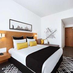 Отель TRYP by Wyndham Dubai ОАЭ, Дубай - 5 отзывов об отеле, цены и фото номеров - забронировать отель TRYP by Wyndham Dubai онлайн комната для гостей фото 4