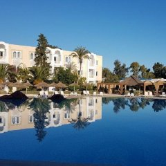 Отель Joya paradise & Spa Тунис, Мидун - отзывы, цены и фото номеров - забронировать отель Joya paradise & Spa онлайн бассейн фото 2