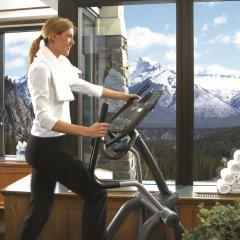 Отель Fairmont Banff Springs фитнесс-зал фото 3
