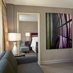 Отель Sheraton Centre Toronto Hotel Канада, Торонто - отзывы, цены и фото номеров - забронировать отель Sheraton Centre Toronto Hotel онлайн комната для гостей фото 2
