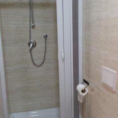 Hotel Tommaseo Генуя ванная